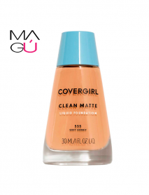 Clean Matte Liquid Base 30ml. - Covergirl