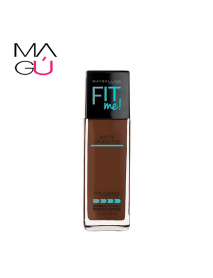 MAGU_Fit me® Matte + Poreless Base 30ml. - Maybelline Cosmeticos Ecuador