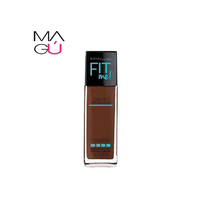MAGU_Fit me® Matte + Poreless Base 30ml. - Maybelline Cosmeticos Ecuador