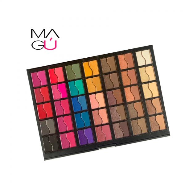 MAGU_Matte and Shiny Palette Amuse Cosmetics_01 Maquillaje Ecuador