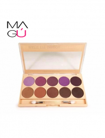 MAGU_Paleta De Sombras Matte Eye Shadow City Color_02