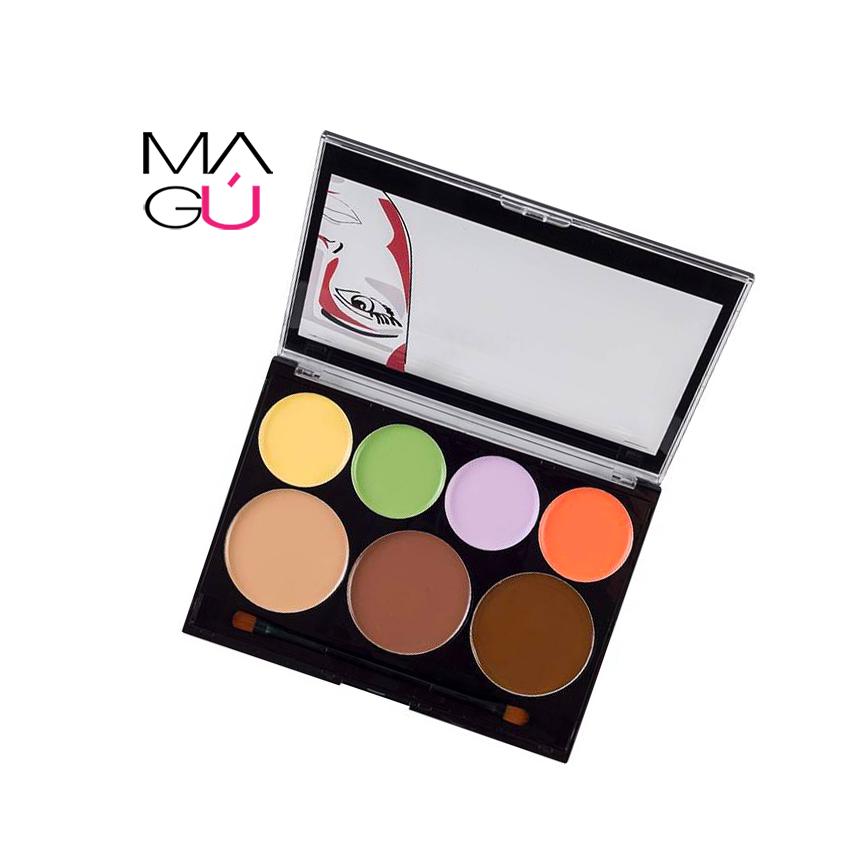 MAGU_Paleta de Contorno y Correctores - City Color 30g_01 Maquillaje Ecuador