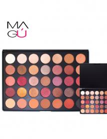 MAGU_Paleta de Sombras 35 Color Eyeshadow - She Makeup