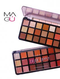 MAGU_Paleta de Sombras Color Supply - Merry Color