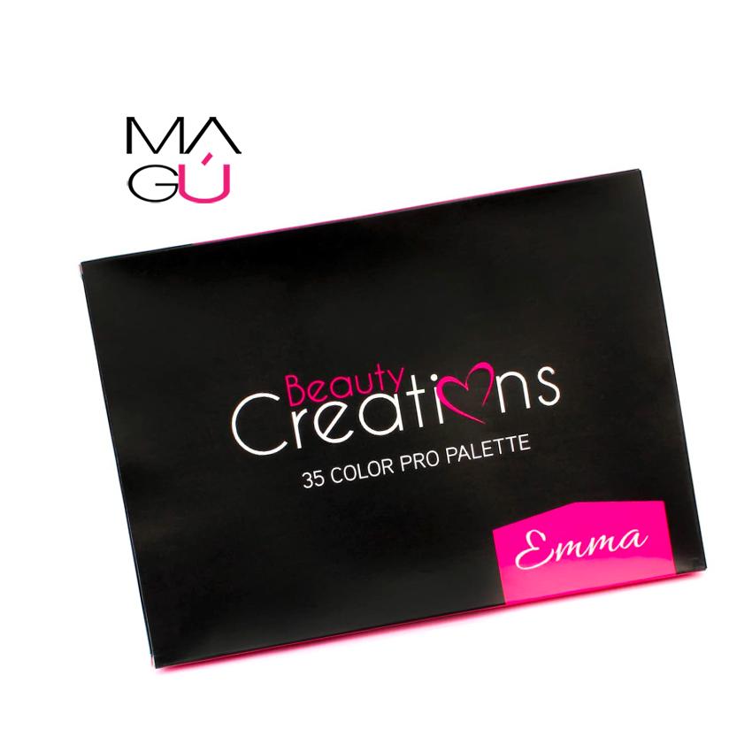 Paleta de Sombras Emma 35 PRO - Beauty Creations Maquillaje Ecuador