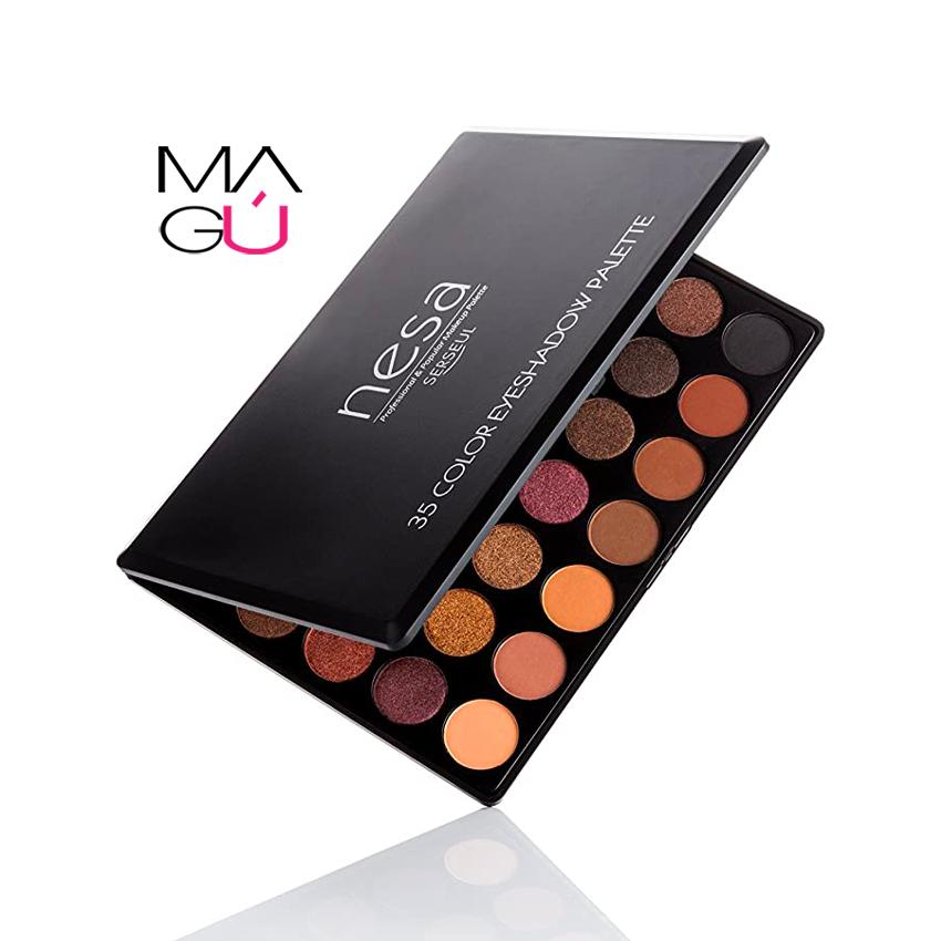 MAGU_Paleta de sombra de ojos de 35 colores cálidos-NESA_01