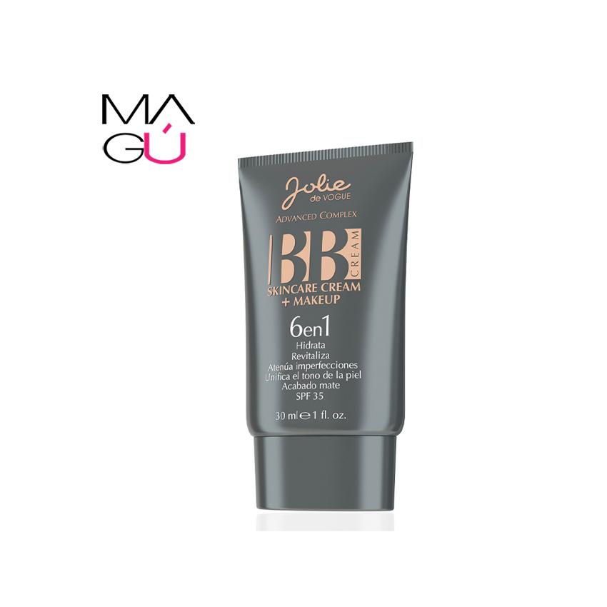MAGU BB Cream Advanced Complex 6 en 1 - 30ml. - Jolie De Vogue