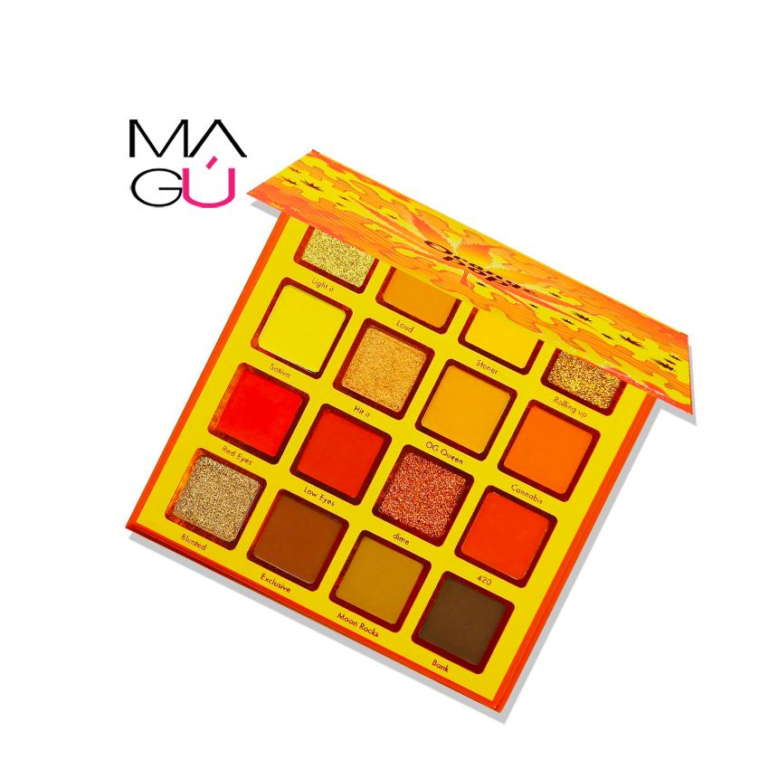 MAGU_Paleta de Sombras Orange Pop 12.8g-Kara Beauty_01