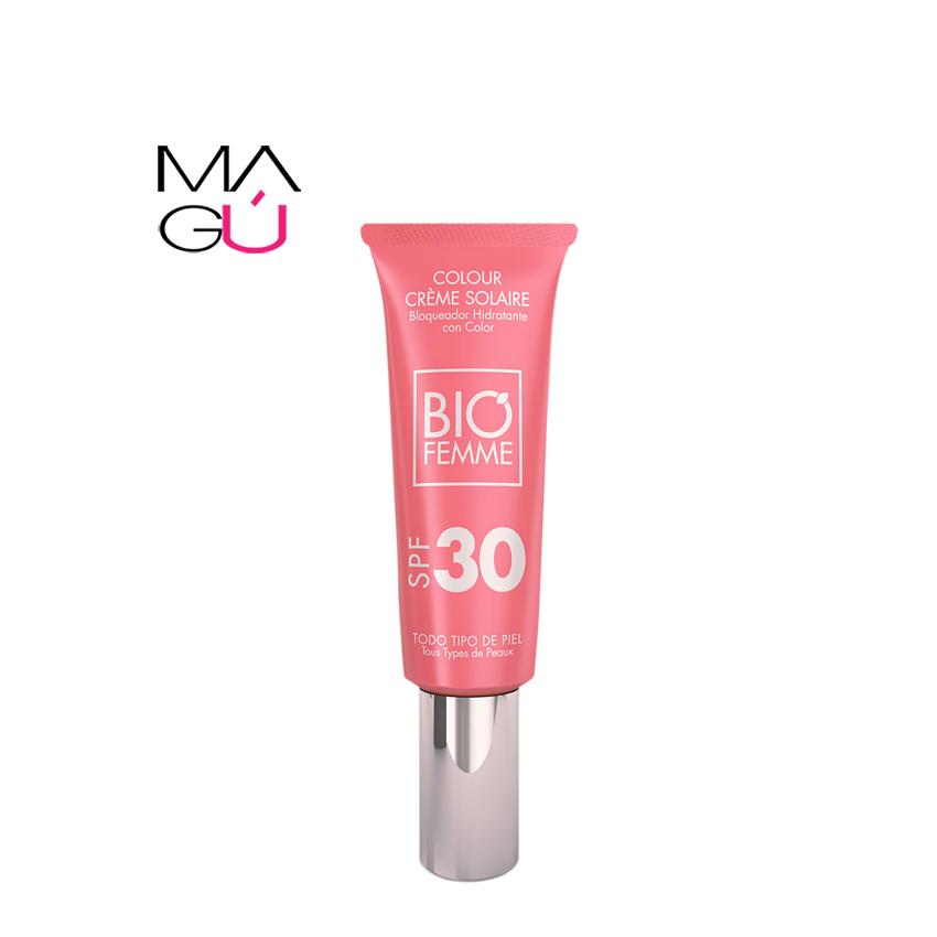 MAGU_Color Creme Solaire Biofemme 50ml