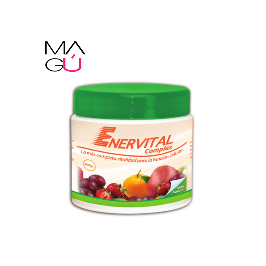 MAGU_Enervital- Vitaminas Y Minerales