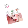 MAGU_GLITTER EYELINER 6ML. – KARITE_01 Maquillaje Ecuador