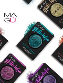 MAGU_Sombra de Purpurina Glitterholic - L.A. Girl_03 Maquillaje Ecuador