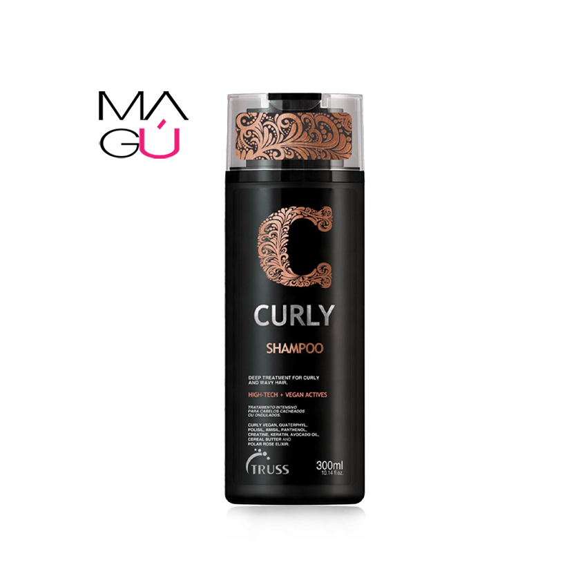 MAGU_Shampoo Curly Truss