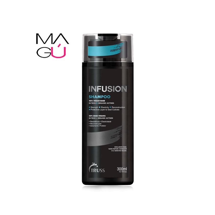 MAGU_Shampoo Infusion Truss