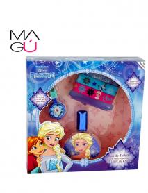 MAGU_Frozen Caja De Fragancia + Llavero Y Pulseras_01