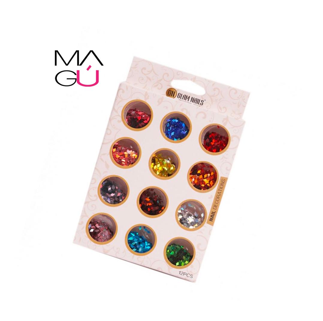 MAGU_GN Glam Nails Decorativos